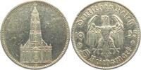 5 Reichsmark 1935 E Drittes Reich Garnisonskirche in Potsdam - ohne Dat... 15,00 EUR