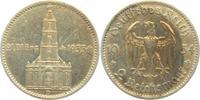 2 Reichsmark 1934 D Drittes Reich Garnisonskirche in Potsdam - mit Datu... 8,00 EUR