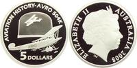 5 Dollars 2008 Australien Flugzeuge - Luftfahrt - Avro 504 K - Doppelde... 49,00 EUR