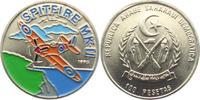 100 Pesetas 1995 Sahara Flugzeuge - Luftfahrt - Spitfire MK II - Jagdfl... 13,00 EUR