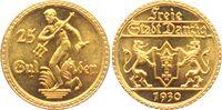 25 Gulden 1930 Danzig Neptunbrunnen Danzig f.st  2698,00 EUR  +  14,95 EUR shipping