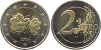 2 Euro 2004 Finnland Moltebeere bankfrisch  4,95 EUR  +  3,95 EUR shipping