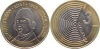 3 Euro 2009 Slowenien 100 Jahre Motorflug - Edvard Rusjan prägefrisch  7,50 EUR  +  3,95 EUR shipping