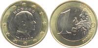 1 Euro 2007 Monaco Fürst Albert bankfrisch  7,95 EUR  +  3,95 EUR shipping