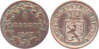 1 Kreuzer 1847 Hessen - Darmstadt Ludwig II. (1830 - 1848) ss  9,95 EUR  +  3,95 EUR shipping