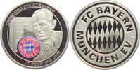 Medaille 2000 München Fußball - FC Bayern-München mit Farblogo - Franz ... 19,95 EUR  +  6,95 EUR shipping