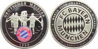 Medaille 2002 München Fußball - FC Bayern-München - mit Farblogo - Deut... 19,95 EUR  +  6,95 EUR shipping