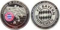 Medaille 2002 München Fußball - FC Bayern-München - mit Farblogo - Aufs... 19,95 EUR  +  6,95 EUR shipping