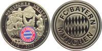 Medaille 2003 München Fußball - FC Bayern-München - mit Farblogo - Deut... 19,95 EUR  +  6,95 EUR shipping