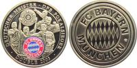 Medaille 2003 München Fußball - FC Bayern-München - mit Farblogo - Doub... 19,95 EUR  +  6,95 EUR shipping