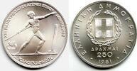 250 Drachmen 1981 Griechenland Leichtathletik WM 1982 in Athen - Speerw... 13,95 EUR  +  6,95 EUR shipping
