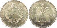 50 Francs 1975 Frankreich Herkulesgruppe unc.  24,00 EUR  +  6,95 EUR shipping