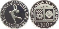 100 Dinar 1983 Jugoslawien Olympische Spiele 1984 in Sarajevo - Eistanz... 9,95 EUR  +  3,95 EUR shipping
