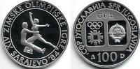 100 Dinar 1984 Jugoslawien Olympische Spiele 1984 in Sarajevo - Eispaar... 9,95 EUR  zzgl. 2,95 EUR Versand