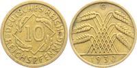 10 Reichspfennig 1930 G Weimarer Republik 10 Reichspfennig - Ährenbünde... 15,95 EUR  +  6,95 EUR shipping