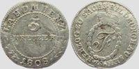 3 Kreuzer 1808 Sachsen-Hildburghausen Friedrich (1786-1826) ss  59,00 EUR  +  6,95 EUR shipping