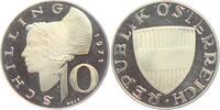 10 Schilling 1971 Österreich 2. Republik ab 1945 PP  9,95 EUR  zzgl. 2,95 EUR Versand