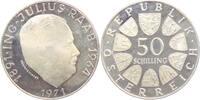 50 Schilling 1971 Österreich Julius Raab PP  14,95 EUR  zzgl. 4,95 EUR Versand
