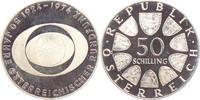 50 Schilling 1974 Österreich Auge des Österreichischen Rundfunks PP  14,95 EUR  zzgl. 4,95 EUR Versand