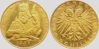 25 Schilling 1937 Österreich Hl. Leopold f.st  1298,00 EUR kostenloser Versand