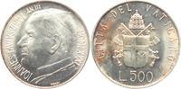 500 Lire 1981 Vatikan Papst Johannes Paul II. (1978 - 2005) unc.  17,95 EUR  zzgl. 4,95 EUR Versand