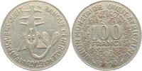 100 Francs 1990 Westafrikanische Staaten Fisch vzmin.fl.  4,95 EUR  zzgl. 2,95 EUR Versand