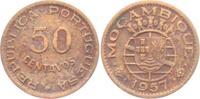 50 Centavos 1957 Mosambik  ss-vz  3,95 EUR  zzgl. 2,95 EUR Versand