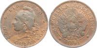 2 Centavos 1891 Argentinien Libertad s-ss  2,95 EUR  zzgl. 2,95 EUR Versand