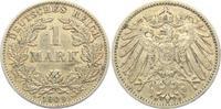 1 Mark 1909 G Kaiserreich 1 Mark - großer Adler ss-vz  4,95 EUR  zzgl. 2,95 EUR Versand