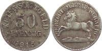 50 Pfennig 1918 Braunschweig Notgeld des Herzogtums Braunschweig - 50 P... 9,95 EUR  zzgl. 2,95 EUR Versand