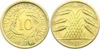 10 Reichspfennig 1925 A Weimarer Republik 10 Reichspfennig - Ährenbünde... 4,95 EUR  zzgl. 2,95 EUR Versand