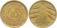 10 Reichspfennig 1931 A Weimarer Republik 10 Reichspfennig - Ährenbünde... 4,95 EUR  +  3,95 EUR shipping