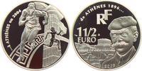 1 1/2 Euro 2004 Frankreich Olympische Spiele 2004 in Athen - Pierre de ... 18,95 EUR  +  6,95 EUR shipping