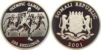 100 Shillings 2001 Somalia Olympische Spiele 2004 in Athen - Langstreck... 19,95 EUR  +  6,95 EUR shipping