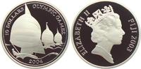 10 Dollars 2003 Fiji Olympische Spiele 2004 in Athen - Segeln PP  22,95 EUR  +  6,95 EUR shipping