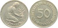 50 Pfennig 1966 J BRD  ss  4,95 EUR  +  3,95 EUR shipping