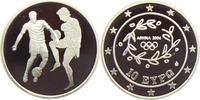 10 Euro 2004 Griechenland Olympische Spiele 2004 in Athen - Fußball - m... 22,95 EUR  zzgl. 4,95 EUR Versand