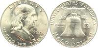 1/2 Dollar - Halves 1962 USA 1/2 Dollar - Halves - Franklin f.st  13,95 EUR  +  6,95 EUR shipping