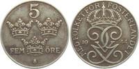 5 Öre 1944 Schweden Gustaf V. (1907 - 1950) vz  4,95 EUR  +  3,95 EUR shipping