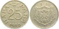 25 Para 1920 Jugoslawien  ss-vz  3,95 EUR  +  3,95 EUR shipping