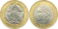 1000 Lire 1998 R Italien Landkarte Europa vz  2,95 EUR  +  3,95 EUR shipping
