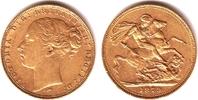 1 Sovereign 1879 M Australien Queeen Victoria (1837-1901) ss+  349,00 EUR  +  9,95 EUR shipping