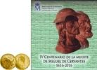 200 Euro 2016 Spanien Miguel de Cervantes ...