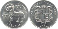 1 Centim 2002 Andorra Angus Dei - Lamm Gottes unc.  4,95 EUR  +  3,95 EUR shipping