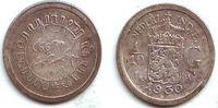 1/10 Gulden 1930 Niederländisch Indien Wilhelmina (1890 - 1948) ss  3,95 EUR  +  3,95 EUR shipping