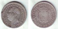 1/4 Rupie 1881 Port. Indien - Goa Luiz I. (1861 - 1889) s-ss  14,00 EUR  +  6,95 EUR shipping