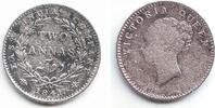 2 Annas 1841 Ostindien Company Victoria (1837 - 1901) s-ss  14,95 EUR  +  6,95 EUR shipping