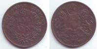 1/2 Anna 1835 Ostindien Company Wilhelm IV. (1830 - 1837) f.vz  9,95 EUR  +  3,95 EUR shipping