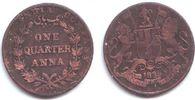 1/4 Anna 1835 Ostindien Company Wilhelm IV. (1830 - 1837) ss  4,95 EUR  +  3,95 EUR shipping