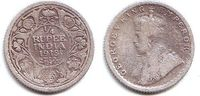 1/4 Rupie 1918 Indien George V. (1910 - 1936) ss  19,95 EUR  +  6,95 EUR shipping